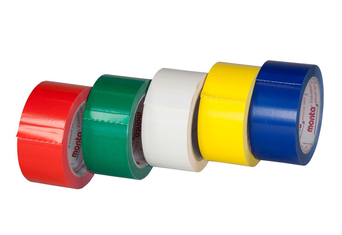 Schmalrollen farbig