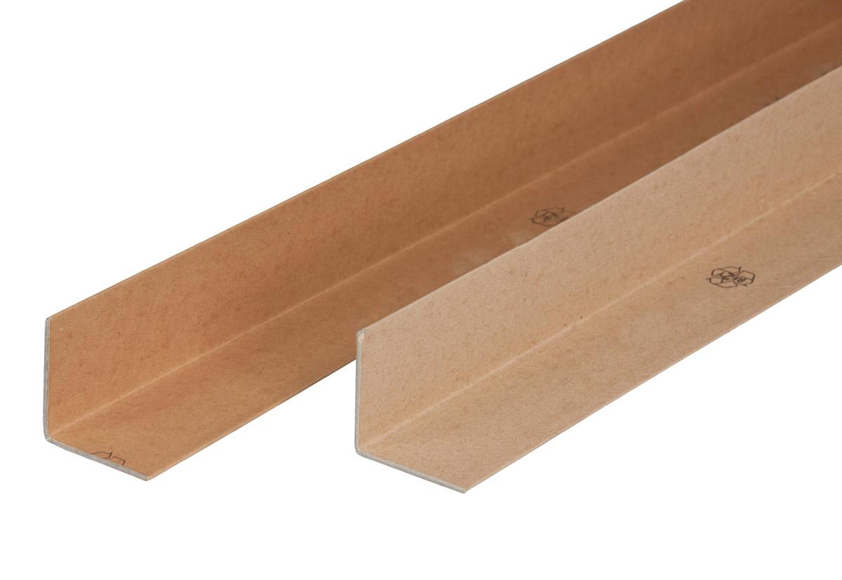 Winkelkantenschutz aus Vollpappe