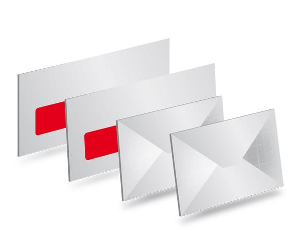 Briefumschläge aus dem Bereich Bürobedarf