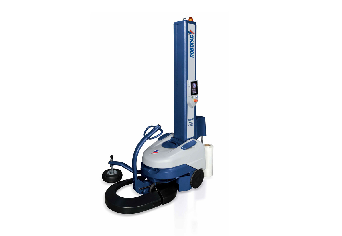Stretchwickler ROBOT S6