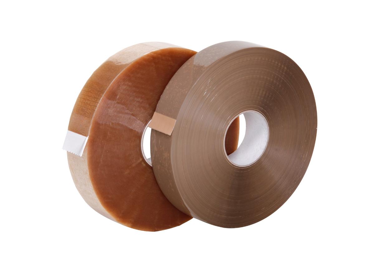 Packbänder für Kartonverschließmaschinen