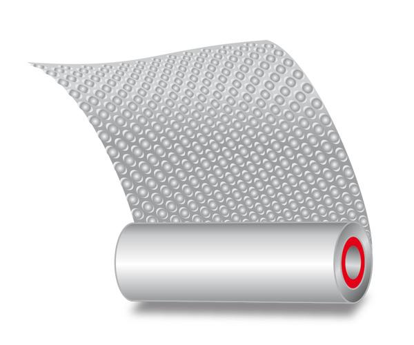 Polsterverpackungen als Luftpolsterfolie
