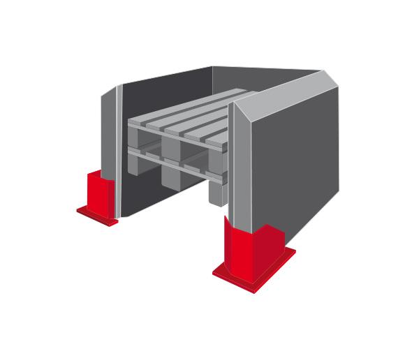 Palomat-Palettenhandling Palomat - Optionen